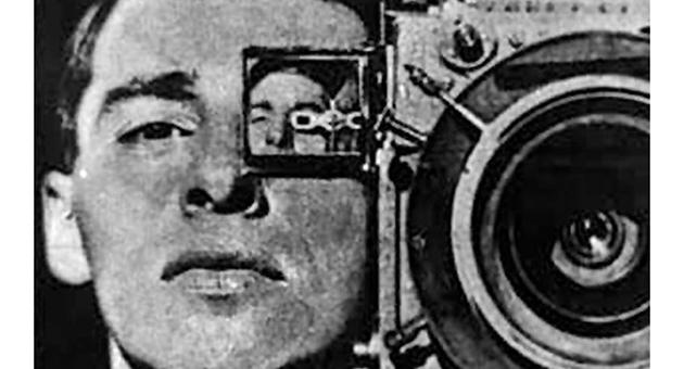 Mannen med filmkamera (16mm)