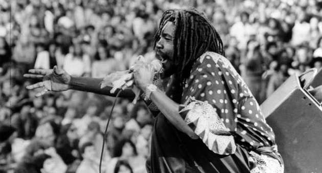 Stepping Razor: Red X – The Peter Tosh Story