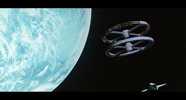 2001 – En romodyssé/ A Space Odyssey