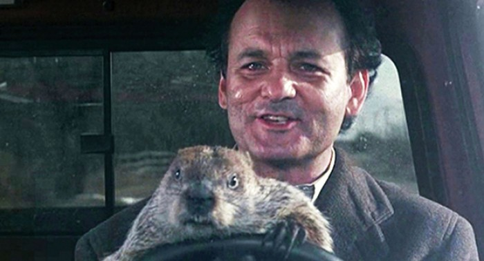 Groundhog Day (En ny dag truer)