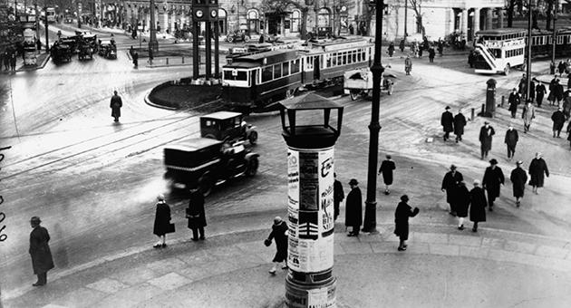 Berlin, en storbysymfoni (16mm)