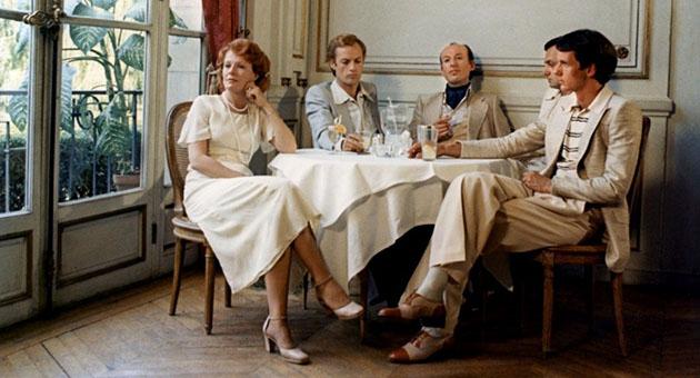 Råklipp fra minner om Oslo Filmklubb, ca. 1979–1988