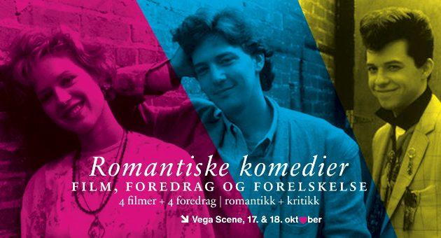 Bli med på romantisk filmhelg i Oslo!