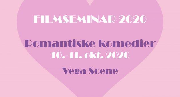Filmseminar 2020: Romantiske komedier