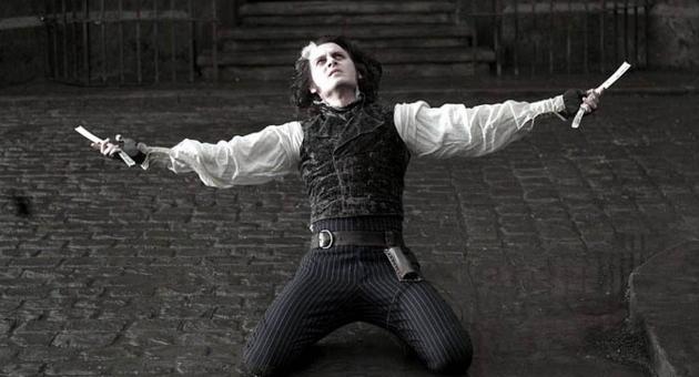 Sweeney Todd – Demonbarbereren fra Fleet Street