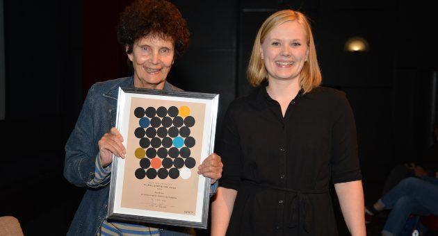 Anja Breien tildelt Filmklubbprisen 2020