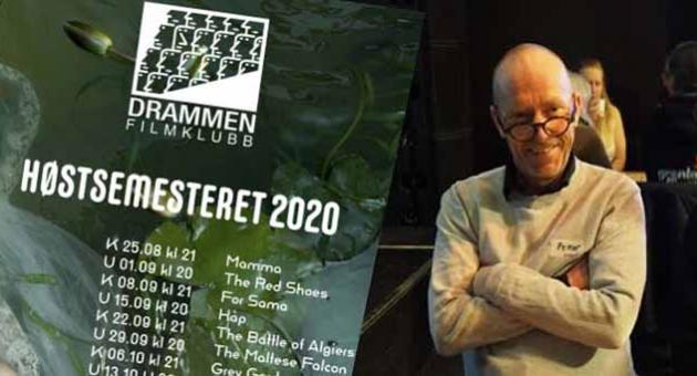 Lyngdal og Drammen: Fra filmklubbpause til visninger med antibac