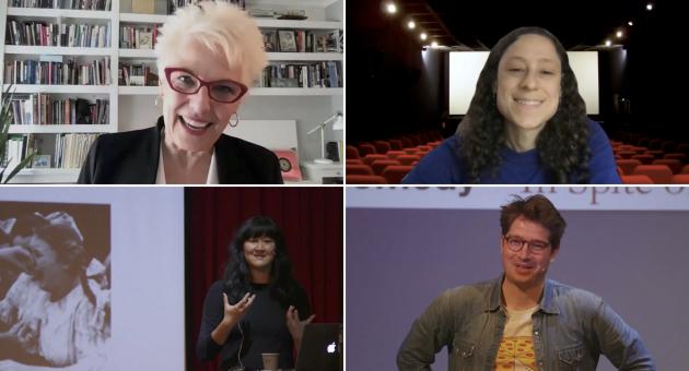 Lær mer om romantiske komedier – digitalt!